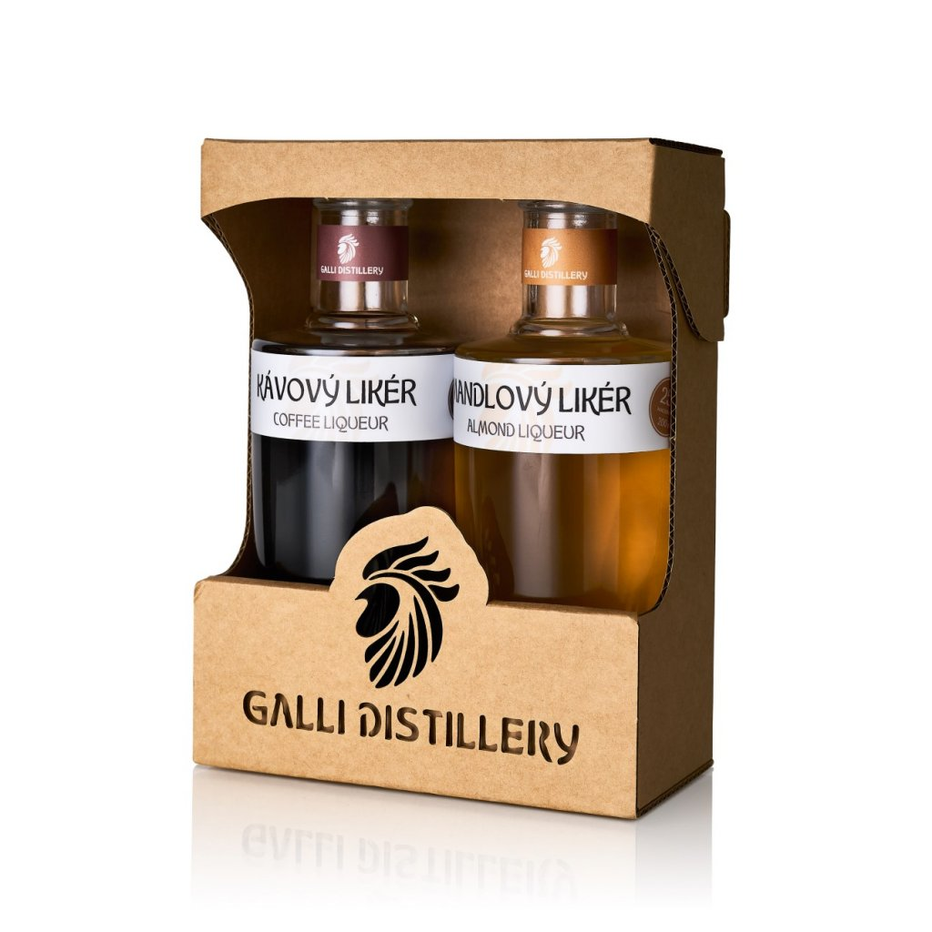 GALLI DISTILLERY DARKOVE BALENI KL ML 200ml