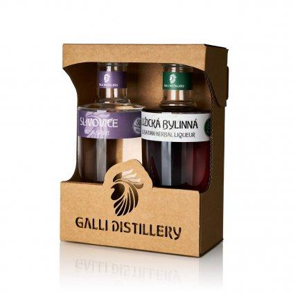 GALLI DISTILLERY DARKOVE BALENI S LB 200ml